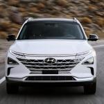 هیوندای نخستین خودروی الکتریکی سوخت سلولی خود را در جهان نمایش می دهد!
