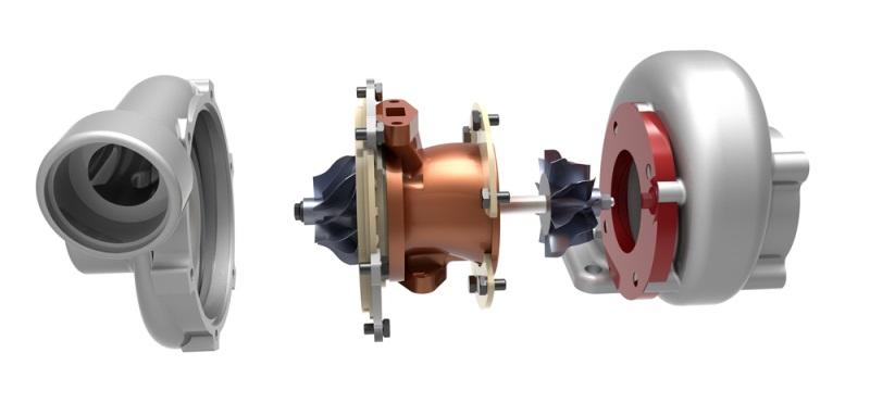 توربوشارژ چگونه کار می کند؟ (ویدئو)